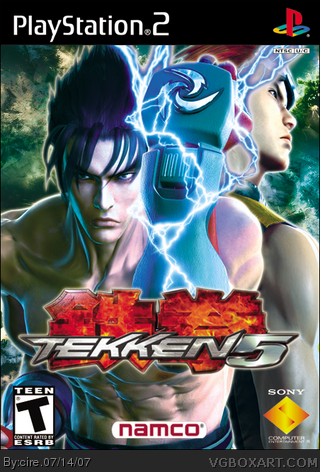 List of Synonyms and Antonyms of the Word: tekken 2 box
