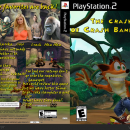 The Crash of Crash Bandicoot Box Art Cover