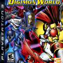 Digimon World Box Art Cover