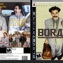 Borat: the Moviegame Box Art Cover
