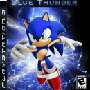 Sonic Blue Thunder Box Art Cover