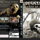 Resistance 2: Rise of Man Box Art Cover