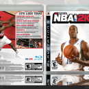 NBA 2K8 Box Art Cover