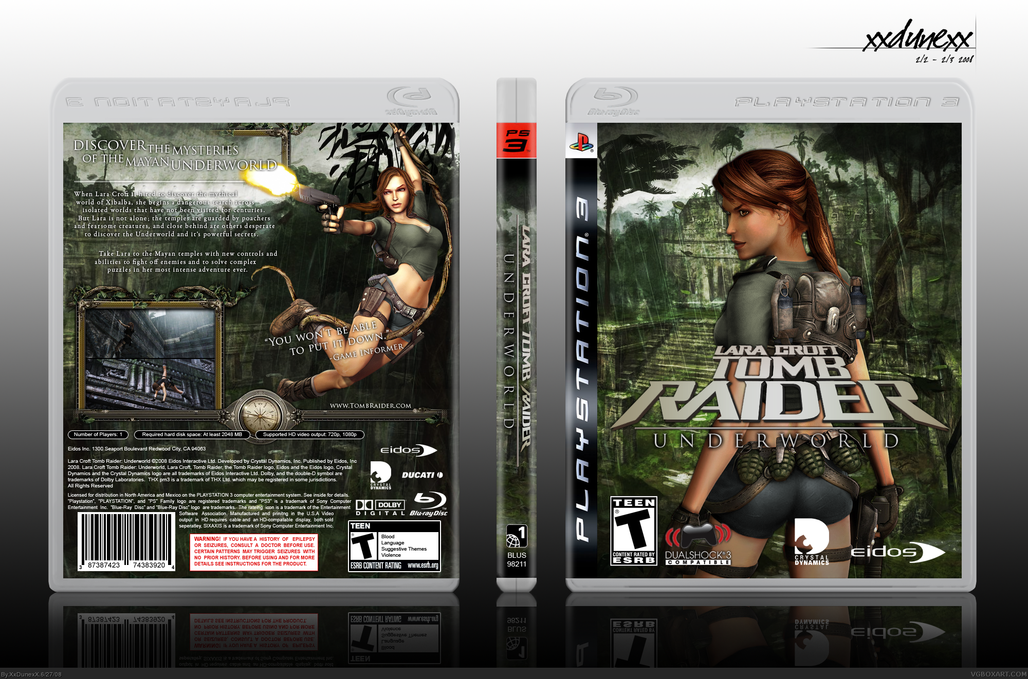 Tomb raider underworld patch softcore clips