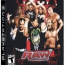 WWE RAW Box Art Cover