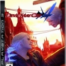 Devil May Cry 4 Box Art Cover
