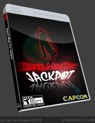 Devil May Cry Jackpot box cover