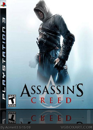 Assassin's Creed Limited Edition box cover