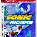 Sonic Riders PS3 Box Art Cover