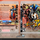 Street Fighter IV Box Art Cover