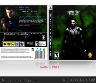 Download Syphon filter for pc