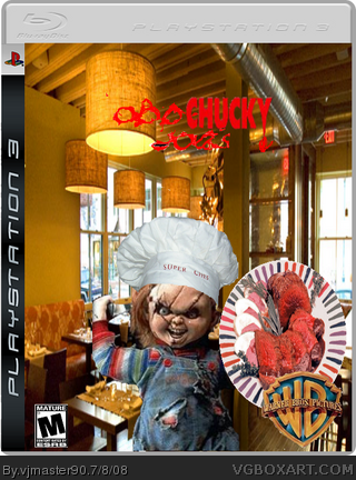 Odd Chucky Jobs box cover