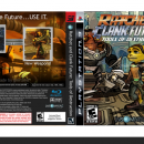 Ratchet and Clank Future: Tools of Destruction Box Art Cover