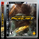 MotorStorm: Pacific Rift Box Art Cover
