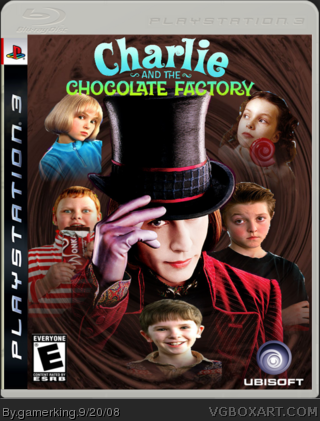 Amazon.com: Charlie and the Chocolate Factory - Xbox ...