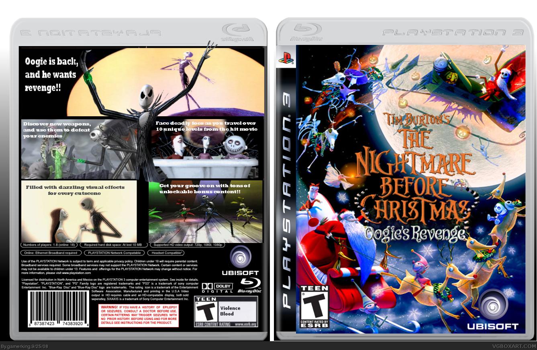 Nightmare Before Christmas Game