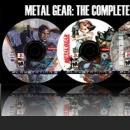 Metal Gear: The Complete Collection Box Art Cover