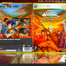 Avatar: The Burning Earth Box Art Cover