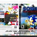 Sonic the Hedgehog HD Remix Box Art Cover
