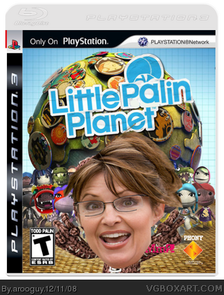 LittlePalinPlanet box cover