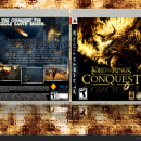 Lord Of The Rings: Conquest Box Art Cover