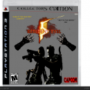 Resident Evil 5: Collector's Edition Box Art Cover