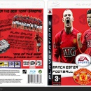 Manchester United Football Club Game Box Art Cover