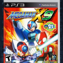 Mega Man X9 Box Art Cover