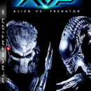 Alien vs predator the game Box Art Cover