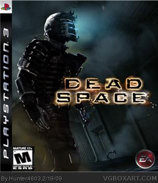 Kết quả hình ảnh cho Dead Space cover ps3