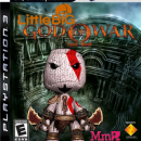LittleBig God of War Box Art Cover