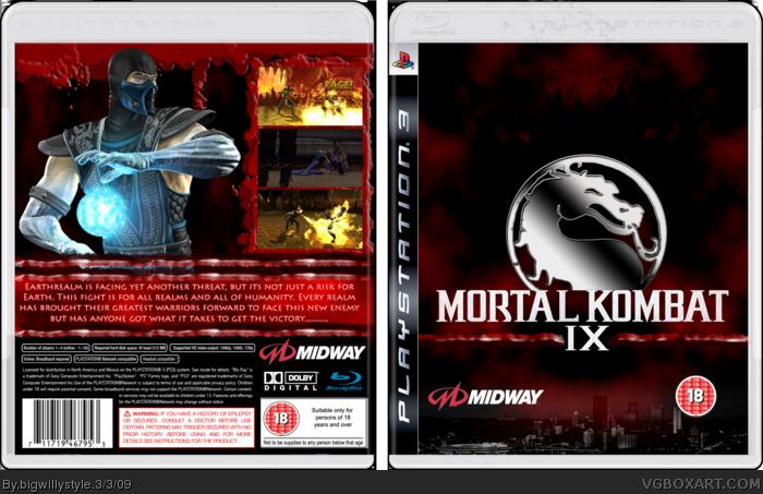 Mortal Kombat 9 For Ps3 Free Download - sourceinstalzone6m