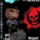 LittleBig Gears of War Box Art Cover