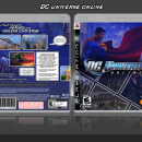 DC Universe Online Box Art Cover