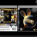 Rayman Raving Rabbids: World Invasion Box Art Cover