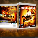 Just Cause 2 Box Art Cover