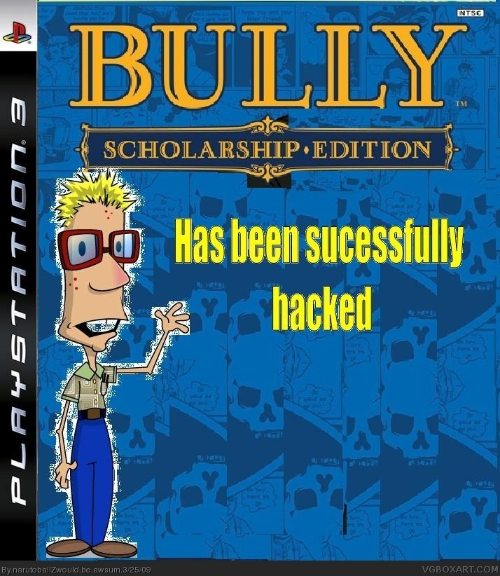 Bully Game Ps3 | www.imgkid.com - The Image Kid Has It!