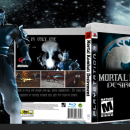 Mortal Kombat:Desirement Box Art Cover
