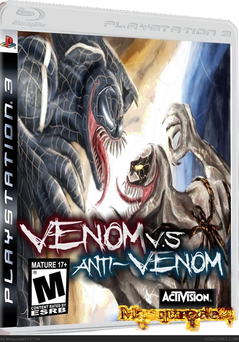 viewing full size anti venom v s venom box cover