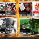 Metal Gear Solid: The Essential Collection Box Art Cover