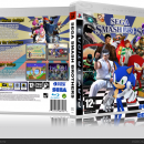 Sega Smash Bros. Box Art Cover