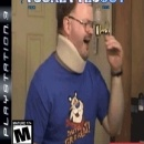 The Tourettes Guy Video Game Box Art Cover