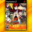 Naruto Ultimate Ninja 4 Box Art Cover