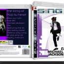 Sing It : Michael Jackson Edition Box Art Cover