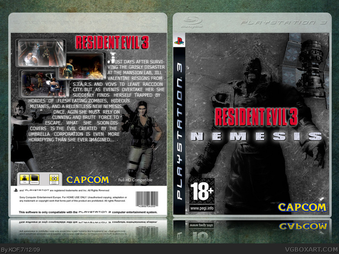 Resident evil 3 game free download full version for pc.