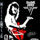 Guitar Hero Van Halen Box Art Cover
