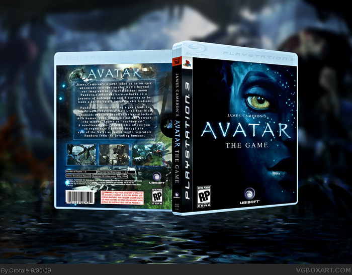 Avatar box art cover