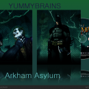Batman Arkham Asylum Box Art Cover