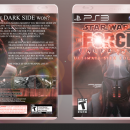 Star Wars: The Force Unleashed Sith Edition Box Art Cover