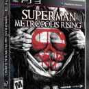 Superman Metropolis Rising Box Art Cover